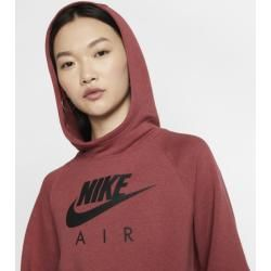 nike air pullover damen rot