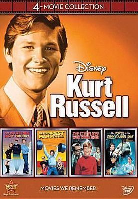 Disney Kurt Russell 4 Movie Collection Products Disney Movie