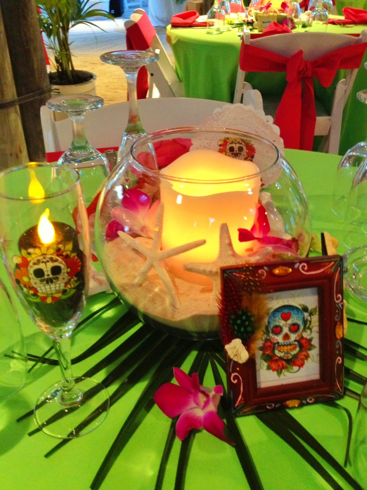 Dia de Los muertos wedding theme | My wedding in 2018 | Pinterest ...