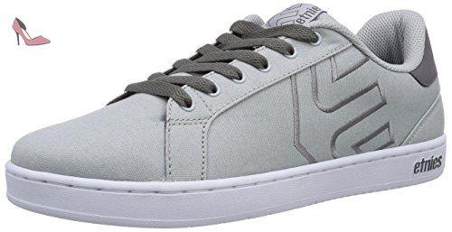 Scout, Sneakers Basses Homme - Gris - Grau (Grey/Navy/White)Etnies