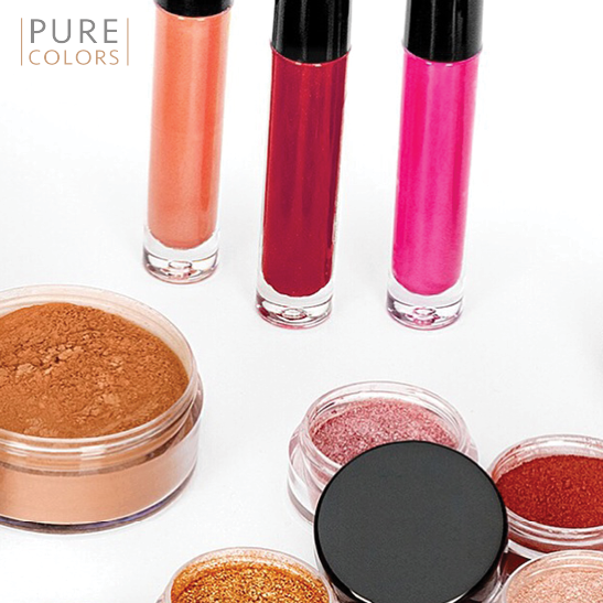 Pure Colors has been in the cosmetics business for more