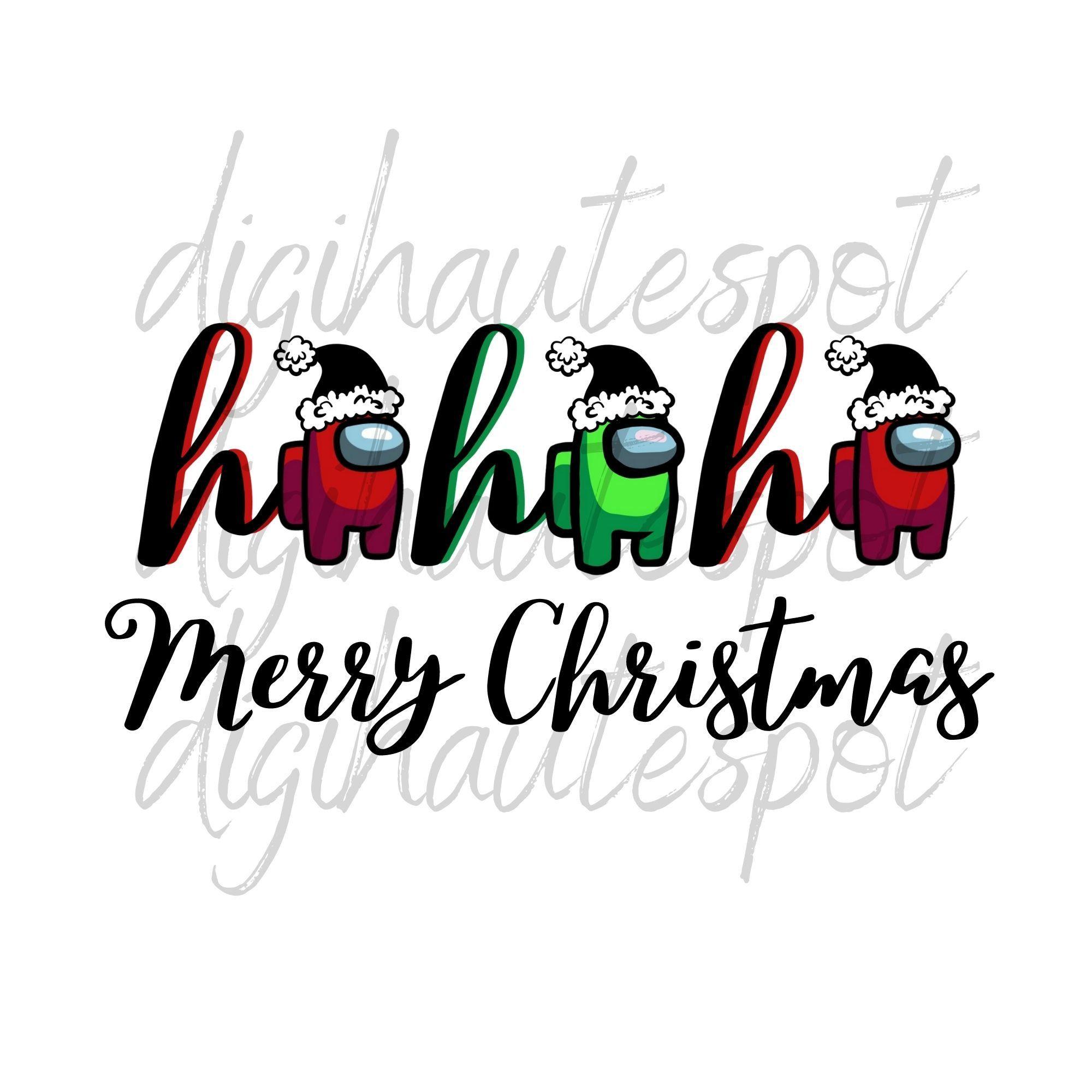 Among Us Christmas Svg Png Jpg Digital Files Etsy In 2020 Cute Christmas Wallpaper Christmas Phone Wallpaper Christmas Svg