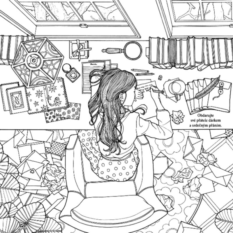 Daria Song Coloring Books Detailed Coloring Pages Cute Coloring Pages