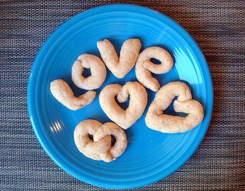 Calabrian love knots...