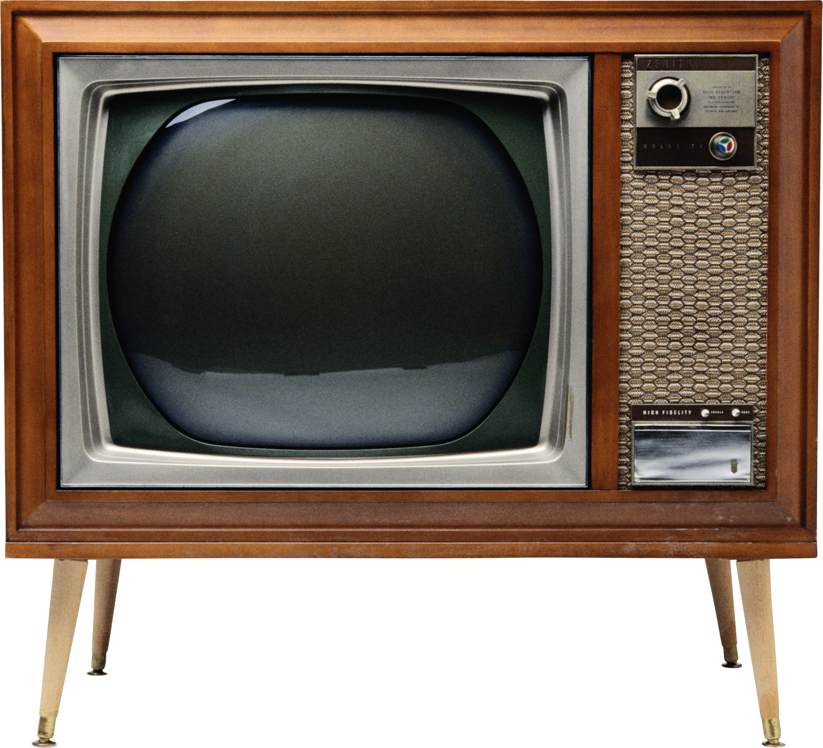 Old Television Png Image Vintage Television Television Box Tv
