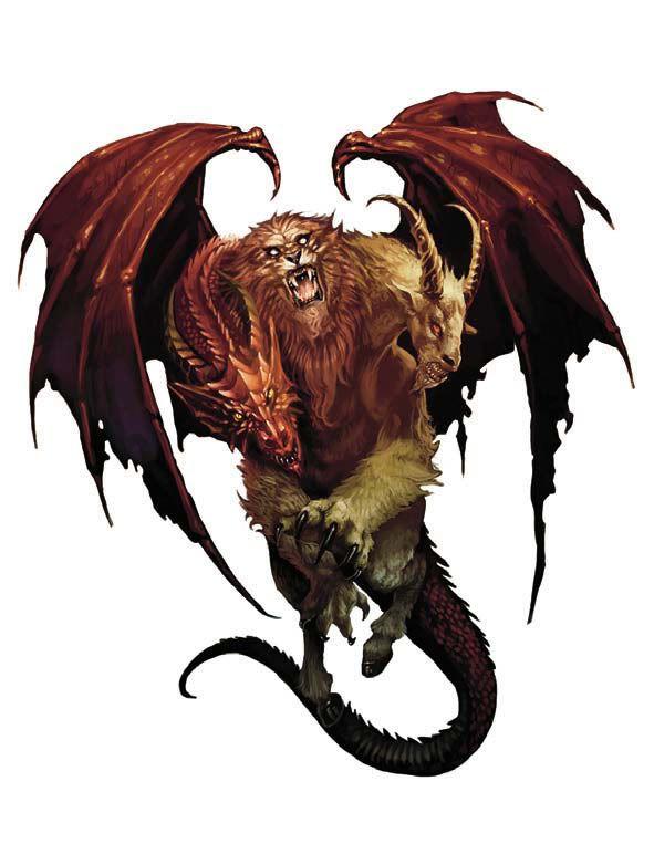 Chimera | Mythical creatures, Chimera mythology, Mythical monsters