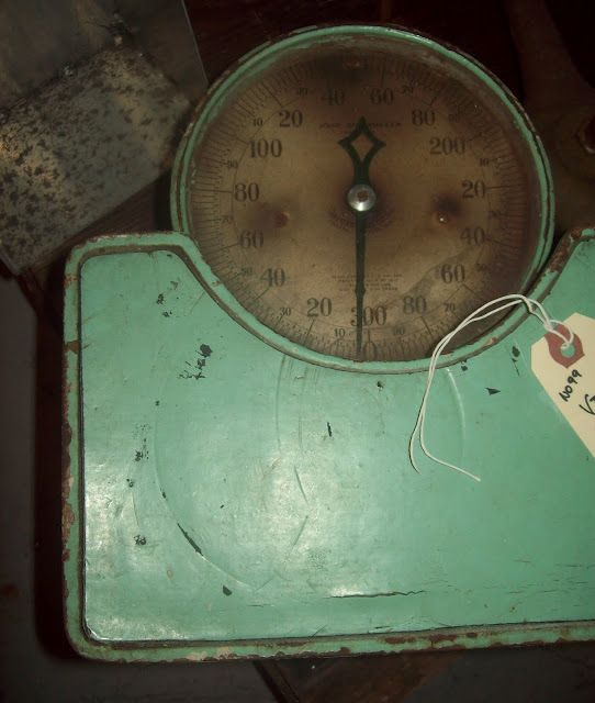 Hopelessly Attracted To Benign Neglect Vintage Scale Vintage