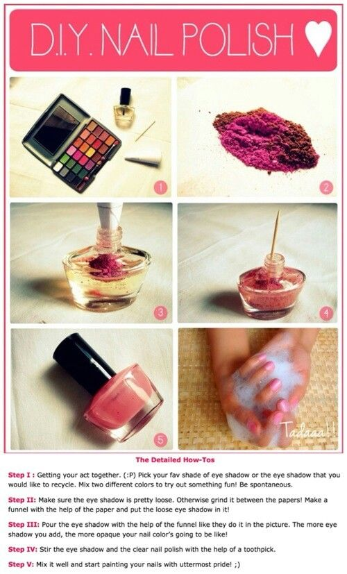 Diy nail polish diy pinterest diy nail polish crafts and diy nail polish solutioingenieria Gallery