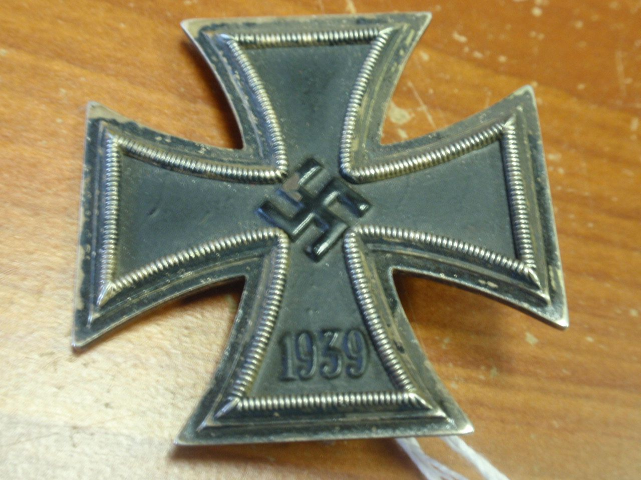Time Traveler Militaria - WW2 German Iron Cross 1st Class