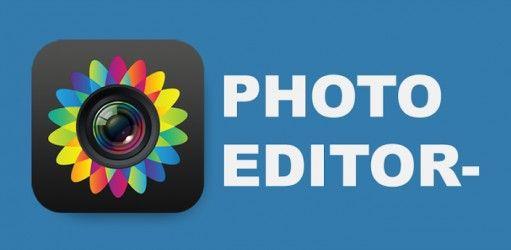 Photo Editor En Rigtig God Og Gratis App Du Kan Bruge Til At