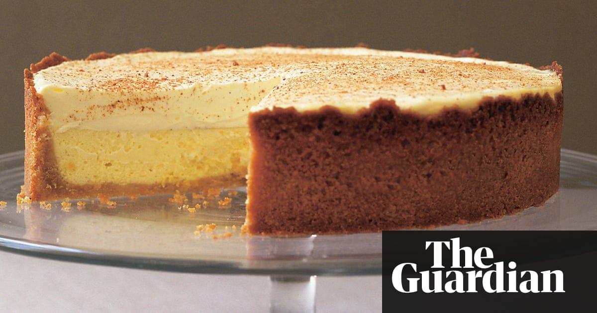 Margaret Fulton S Sour Cream Cheesecake Recipe Food The Guardian Cheesecake Recipes Sour Cream Cheesecake Irresistible Desserts