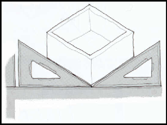 isometric drawings drawing conventions design. Black Bedroom Furniture Sets. Home Design Ideas