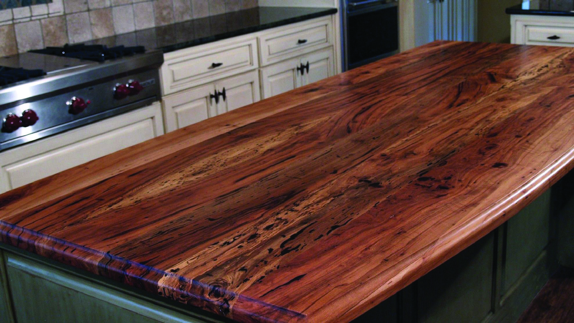 20 Examples Of Stylish Butcher Block Countertops Outdoor Kitchen