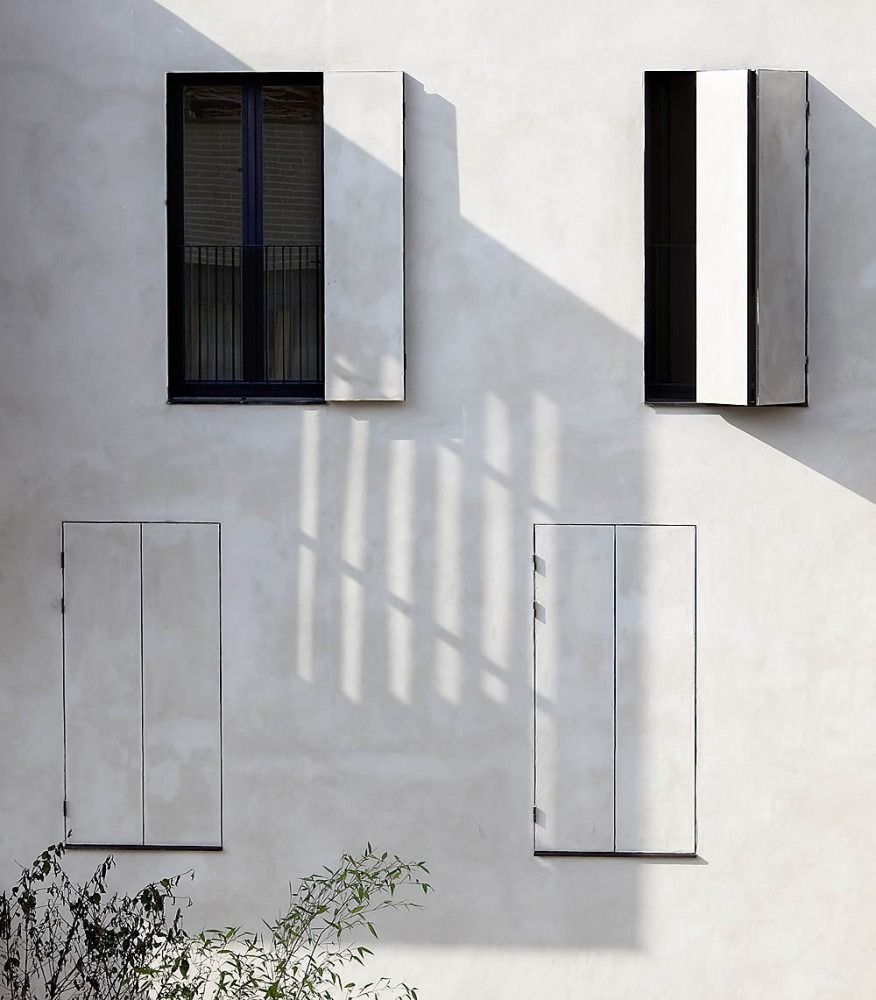 CJWHO ™ ('Tetris,' Social Housing & Artist Studios' by