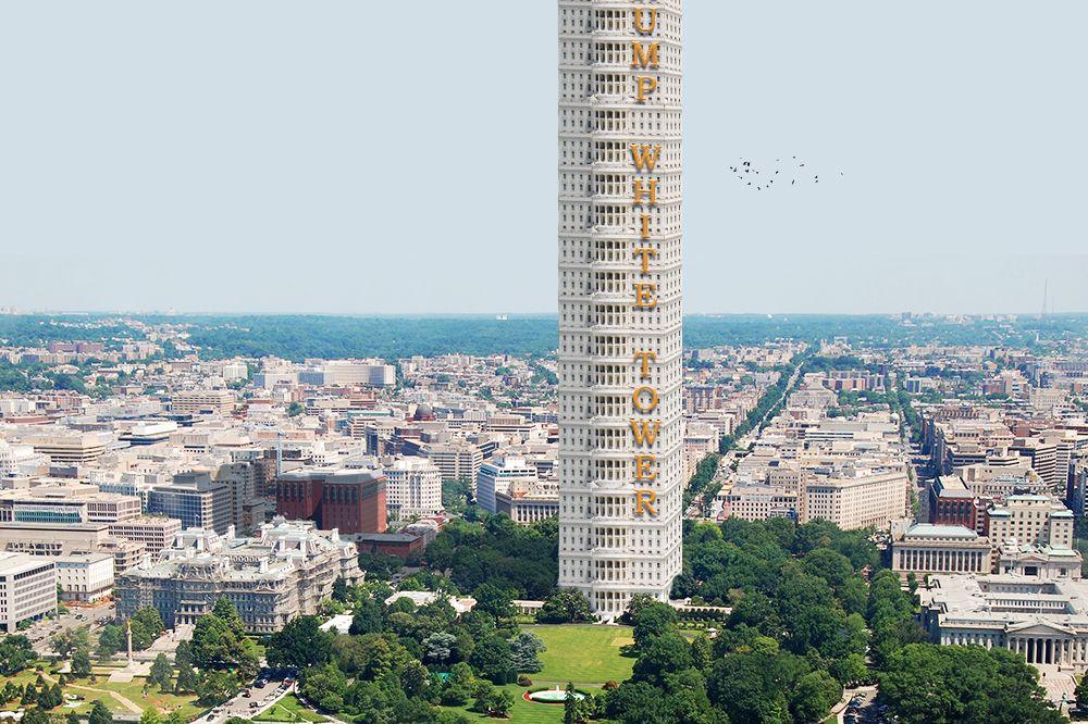 Trump White Tower :D