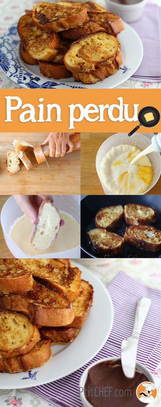 French Toast A Super Easy Recipe That Will Allow You To Use Receta Torrijas Recetas Faciles Postres Recetas De Comida Faciles