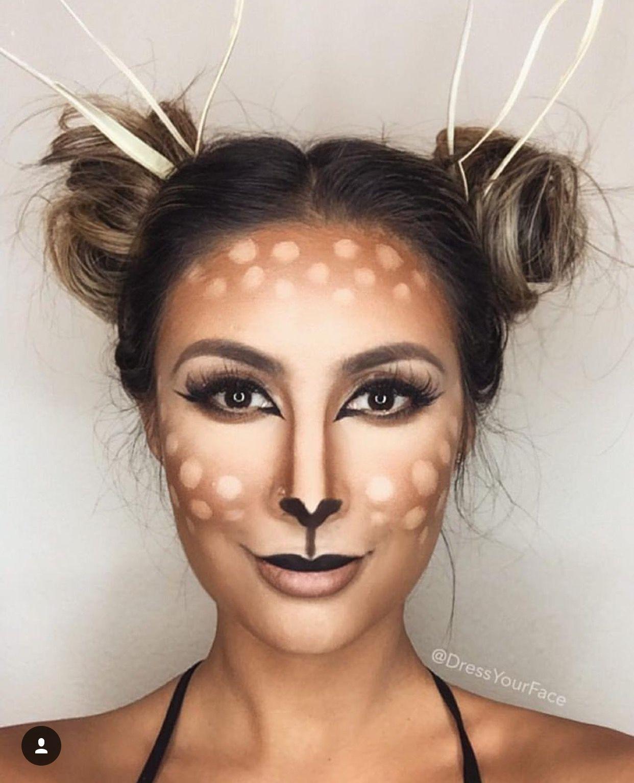 Halloween makeup                                                                                                                                                                                 Más