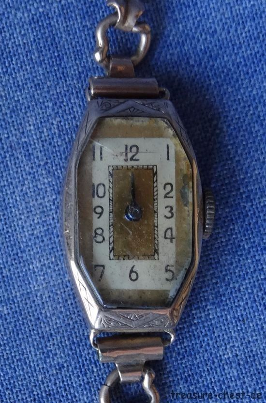 9a1114519d7 Details about Vintage MaruxA Swiss Ladies Wrist Watch 9ct Gold Lined ...
