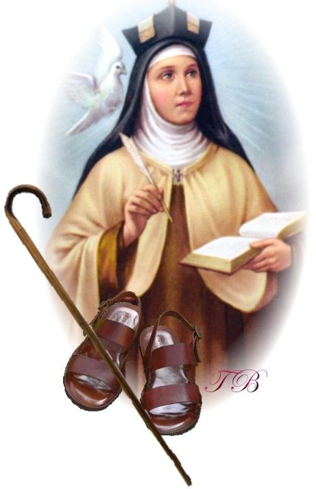 Frases De Santa Teresa D Avila 3 Quotes Links Santos