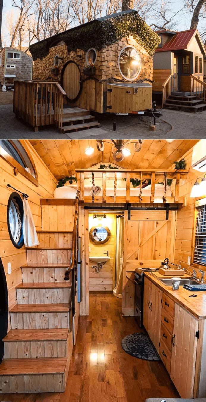 awe-inspiring tiny house kitchen design ideas   small