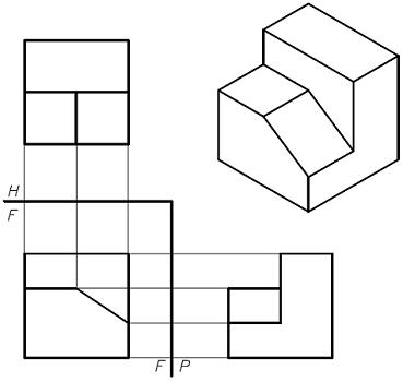Vista De Solidos Tecnicas De Dibujo Clases De Dibujo Tecnico Vistas Dibujo Tecnico