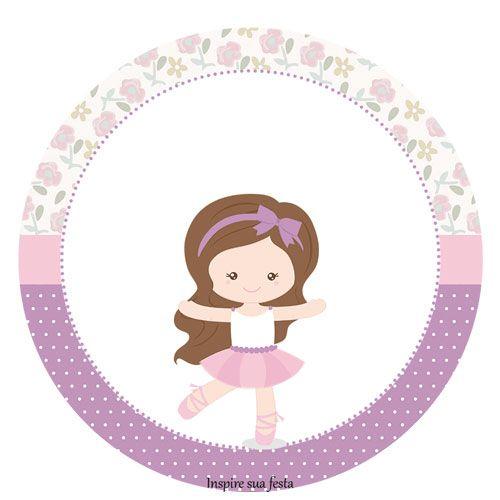 tag-topper-docinho-cupcake-bailarina-lilás-inspire-sua-festa