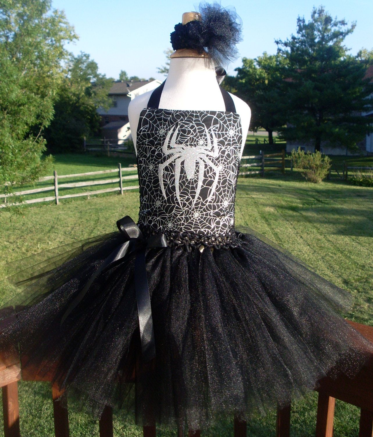 db61471f8dc Venom Tutu Dress by 4EverTuTu on Etsy
