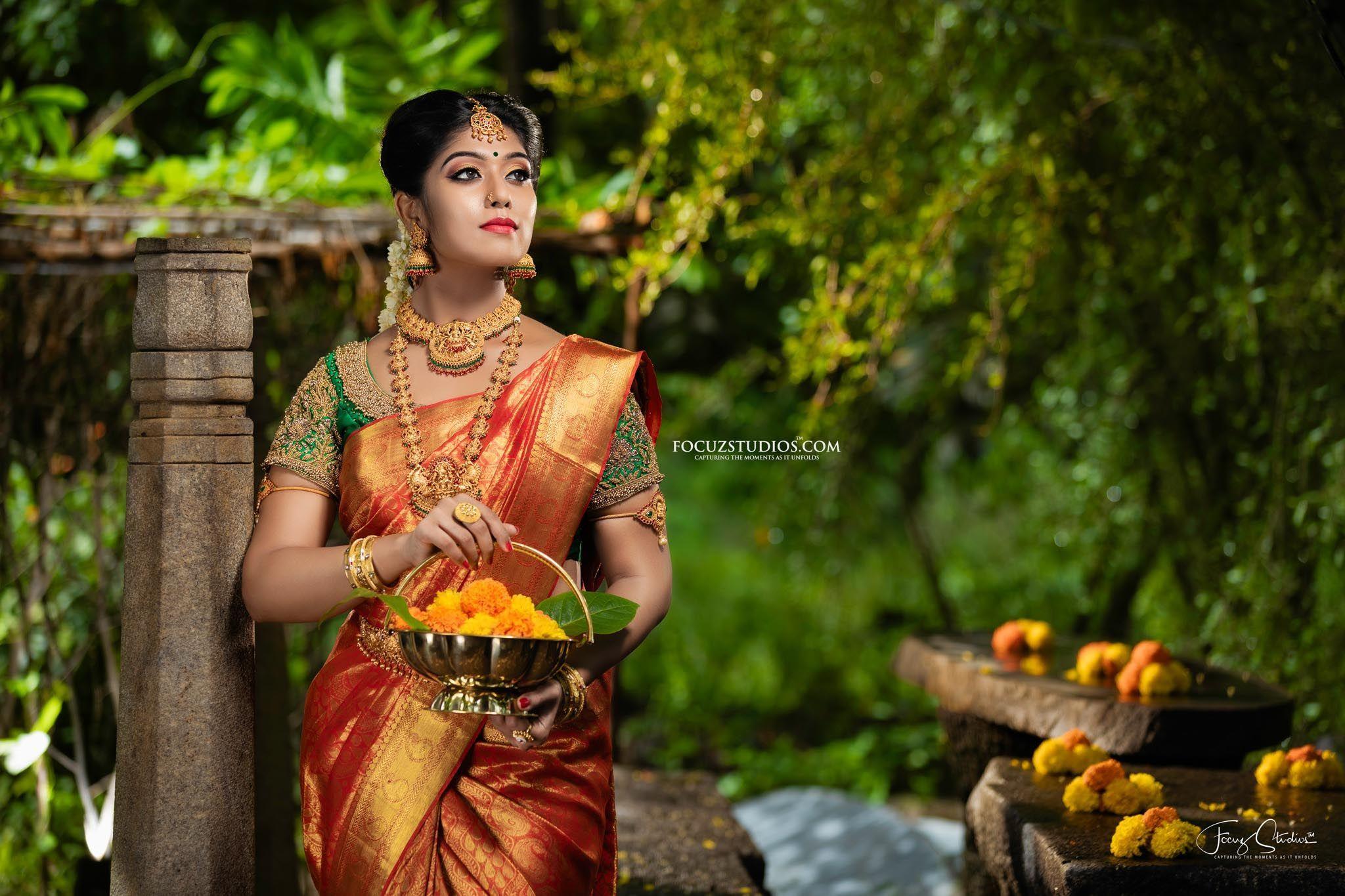 Best South Indian Bridal Portrait Poses Focuz Studios #bridalportraitposes Best South Indian Bridal Portrait Poses Focuz Studios #bridalportraitposes