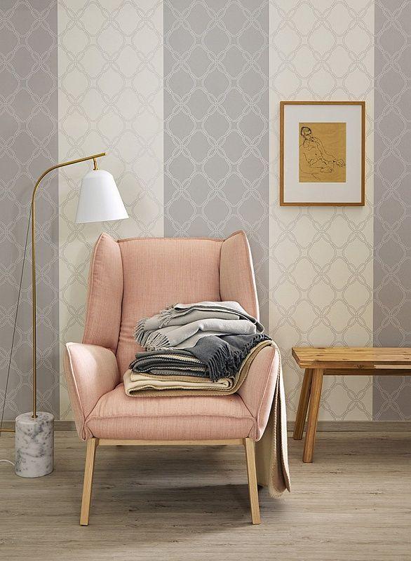 Обои ASCreation Schöner Wohnen 8 30405-3 купить, цена в Украине - schöner wohnen tapeten wohnzimmer