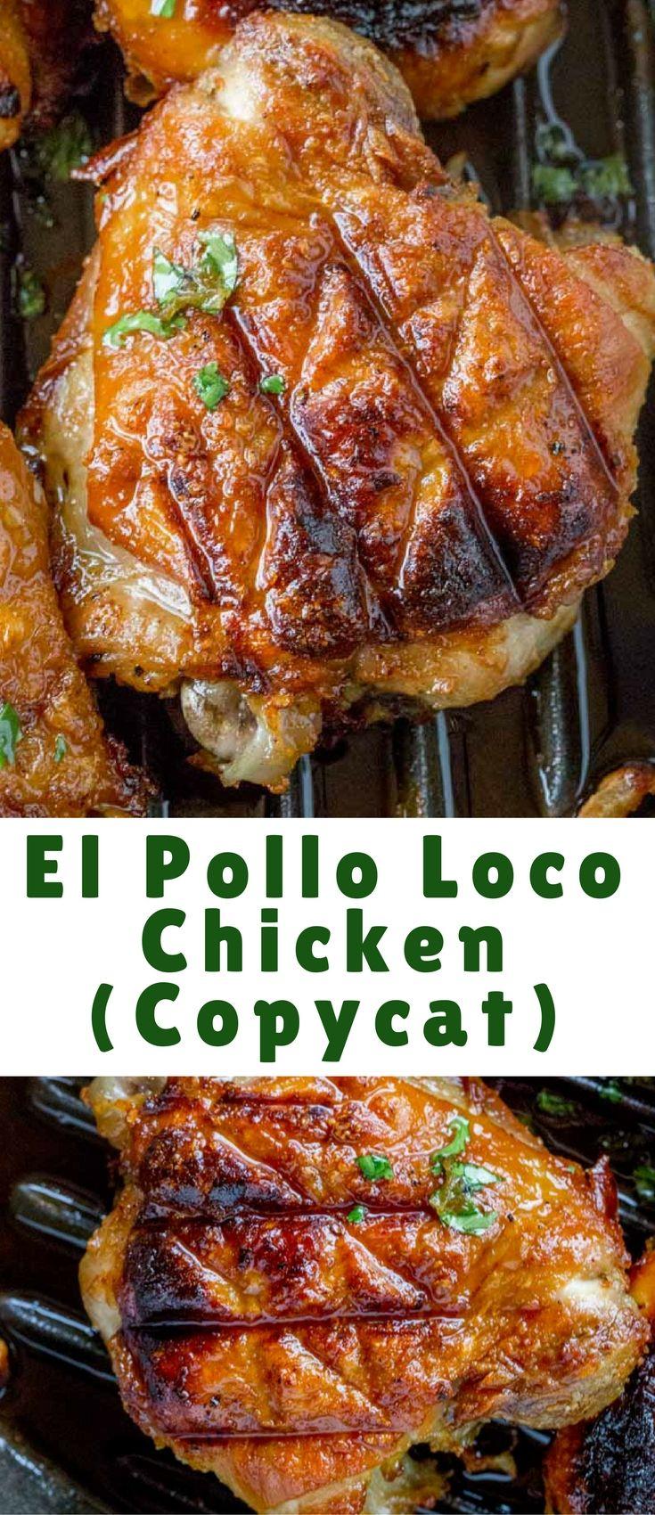 El pollo loco chicken marinated in citrus and pineapple juice el pollo loco chicken marinated in citrus and pineapple juice overnight for the perfect el pollo forumfinder Image collections