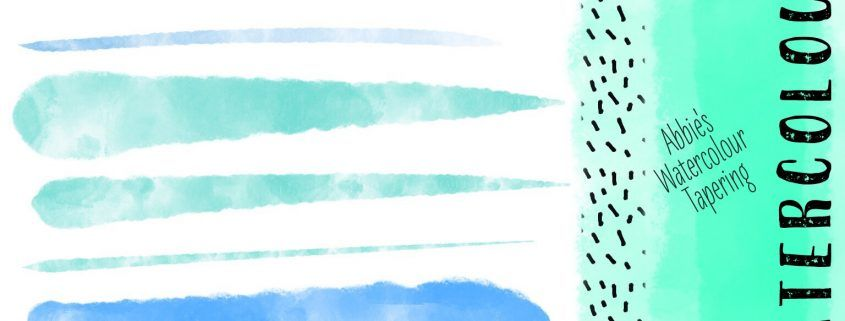 Abbie S Watercolour Brushes Watercolor Brushes Lettering Creative