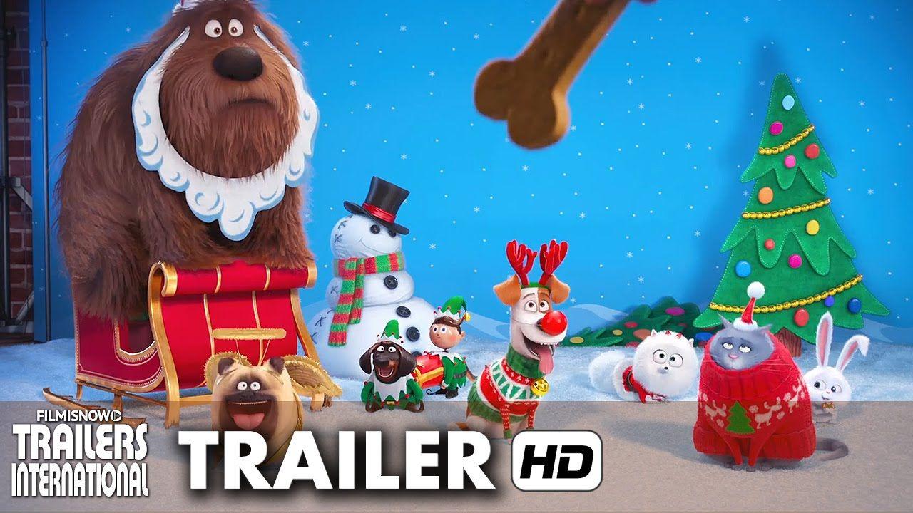 Pets A Vida Secreta Dos Bichos Trailer Feliz Natal 2016 Hd