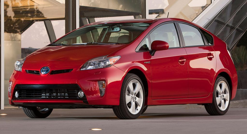 Toyota Prius Prius V Recalled Over Possible Hybrid System Failure Carscoops In 2020 Toyota Prius Hybrid Toyota Prius Toyota Prius 2015