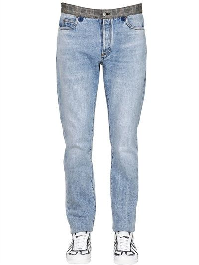 Super bleach slim jeans Maison Martin Margiela