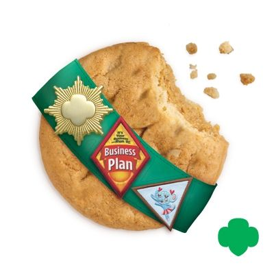 """A Girl Scout Cookie Professional learns that planning is a part of her success. With the Girl Scout Cookie Program she learns the value of a great """"Business Plan."""" GSNorCal's Cookie Sale is Feb. 9-March 16, 2014. Find yours at http://www.ilovecookies.org"""