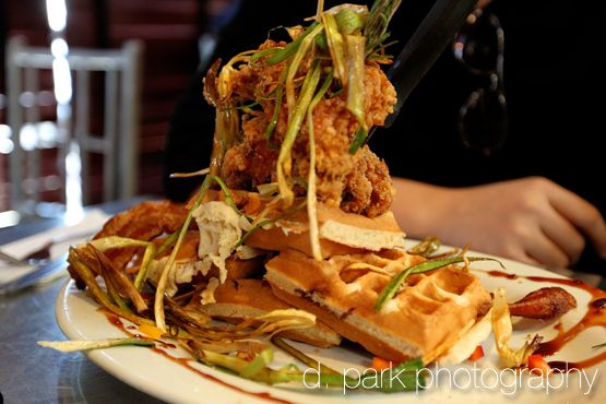 Hash house a go gos sage fried chicken and waffles featured on man hash house a go gos sage fried chicken and waffles featured on man v food forumfinder Gallery