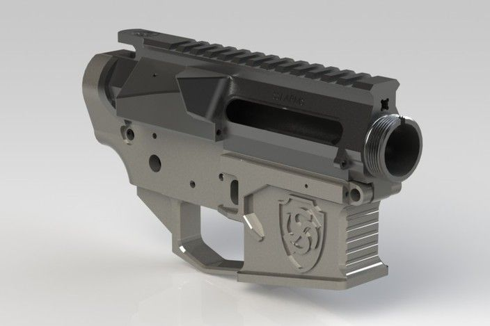 M16 cnc ready billet upper and lower receivers combo - Other
