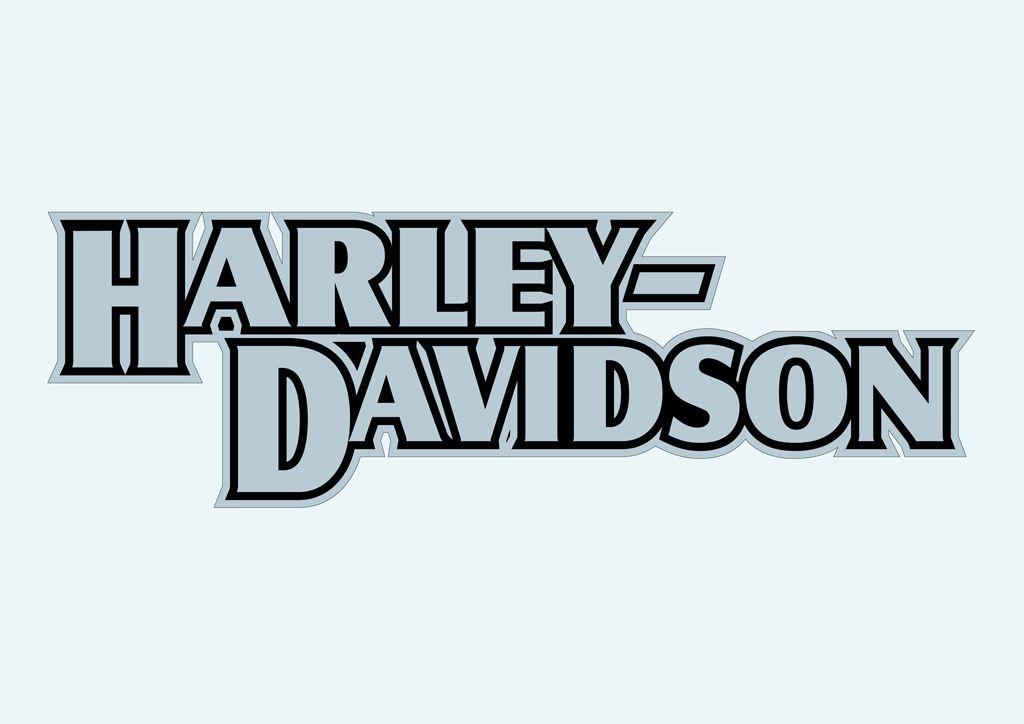 Harley Davidson Symbol Coloring Page Harley Davidson Logo Graphics