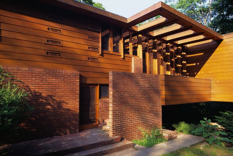 Image result for frank lloyd wright inspired house | Dream Home ...