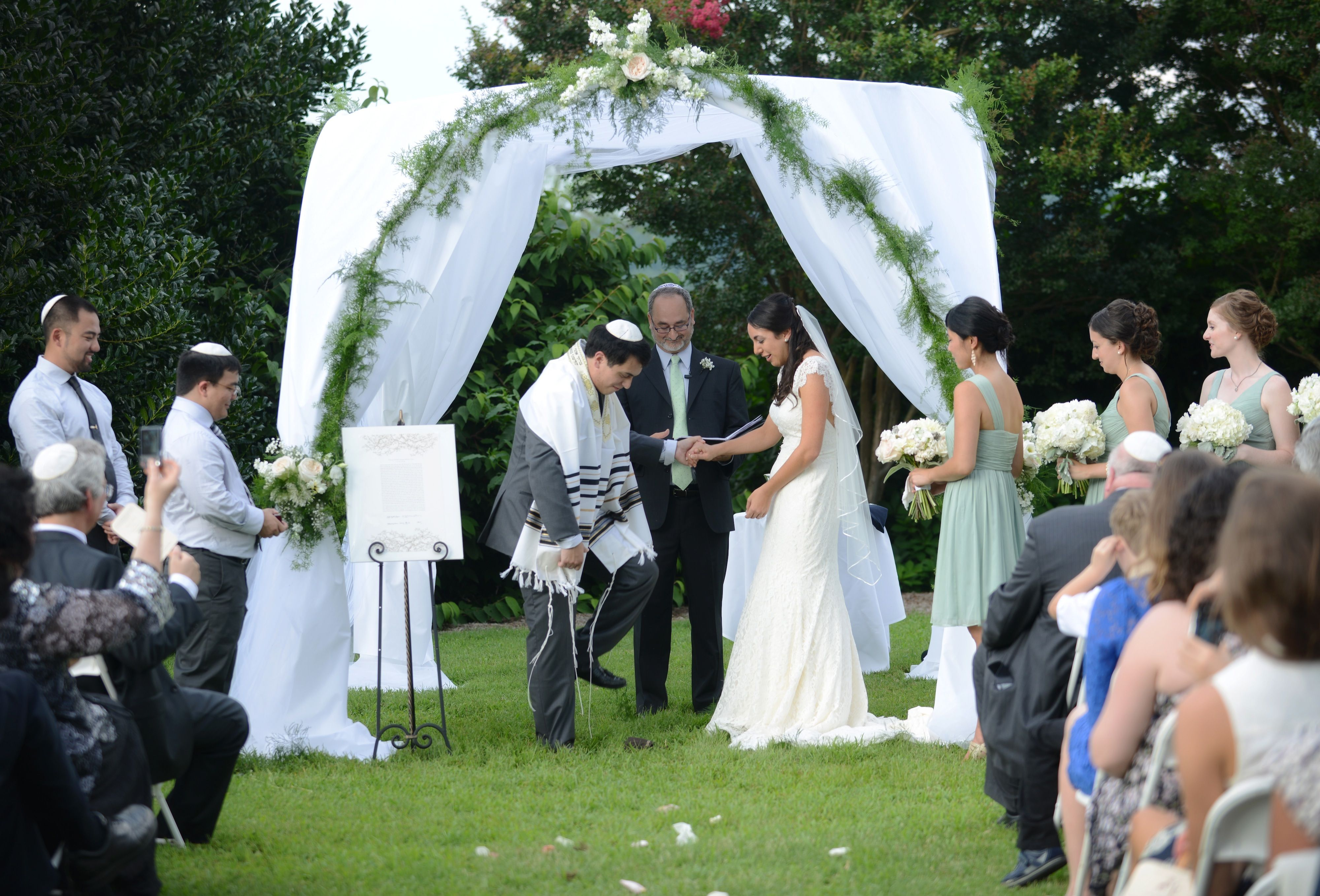 Jewish Wedding Ceremony Scripts