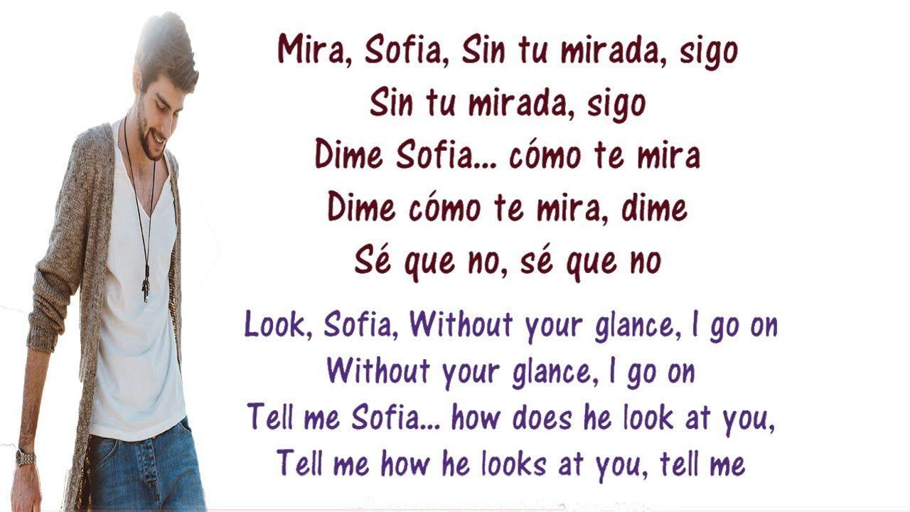 Leslie Grace Becky G Cnco Diganle Lyrics English And Spanish