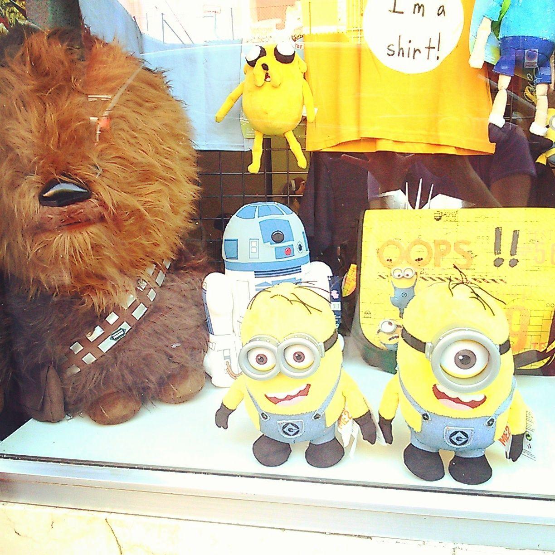 ¡¡¡Un baby Chewbacca!!! Tesoros que se encuentran caminando por la calle. #BigKids #Toys