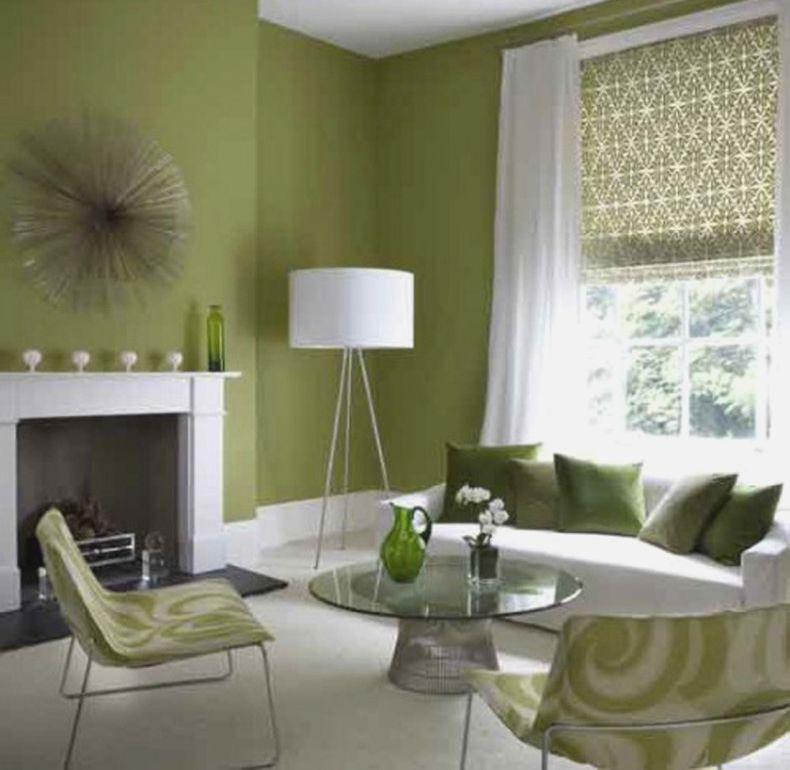 Idea Cat Ruang Tamu Warna Krem Designrumahnet Hd Abdl
