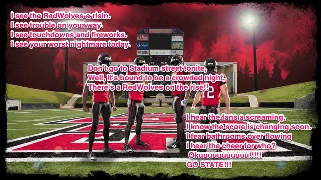Arkansas State Homecoming!