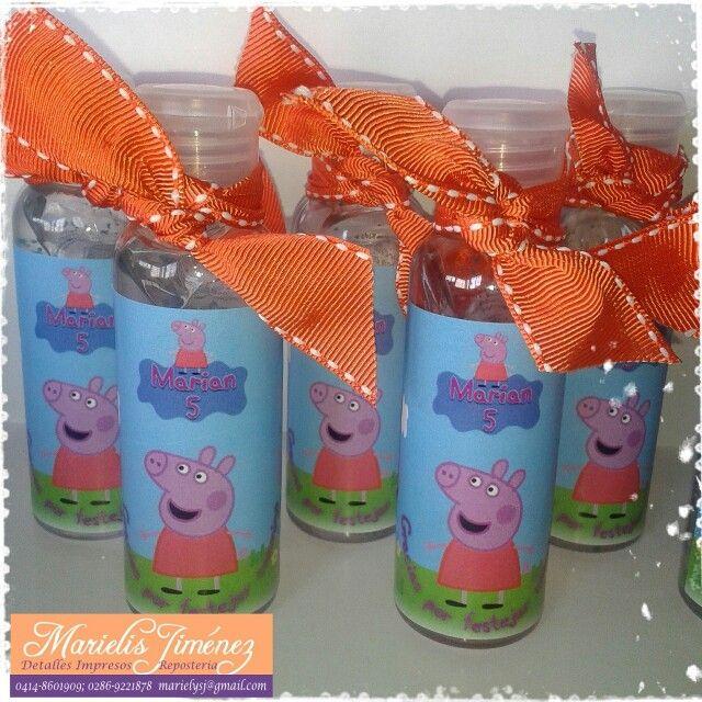 Antibacteriales Peppa Pig