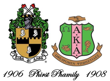 Alpha Phi Alpha And Alpha Kappa Alpha Are The 1st Two Black Greek