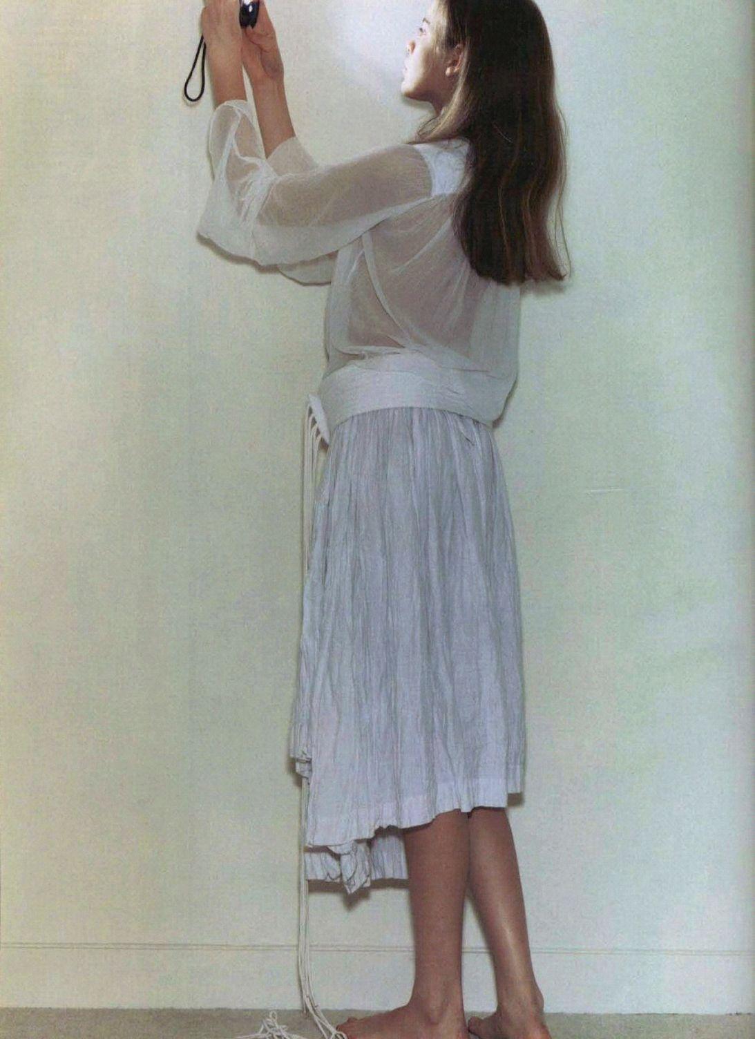 Balenciaga Spring 1999, photographed by Alexei Hay.