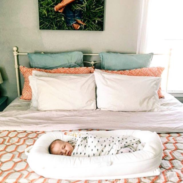 Minimalist DockATot is the perfect portable baby bed for afternoon snoozes on mom and dad s bed This chic multifunctional baby lounger baby bed is a must have for Amazing - Unique portable baby sleeper