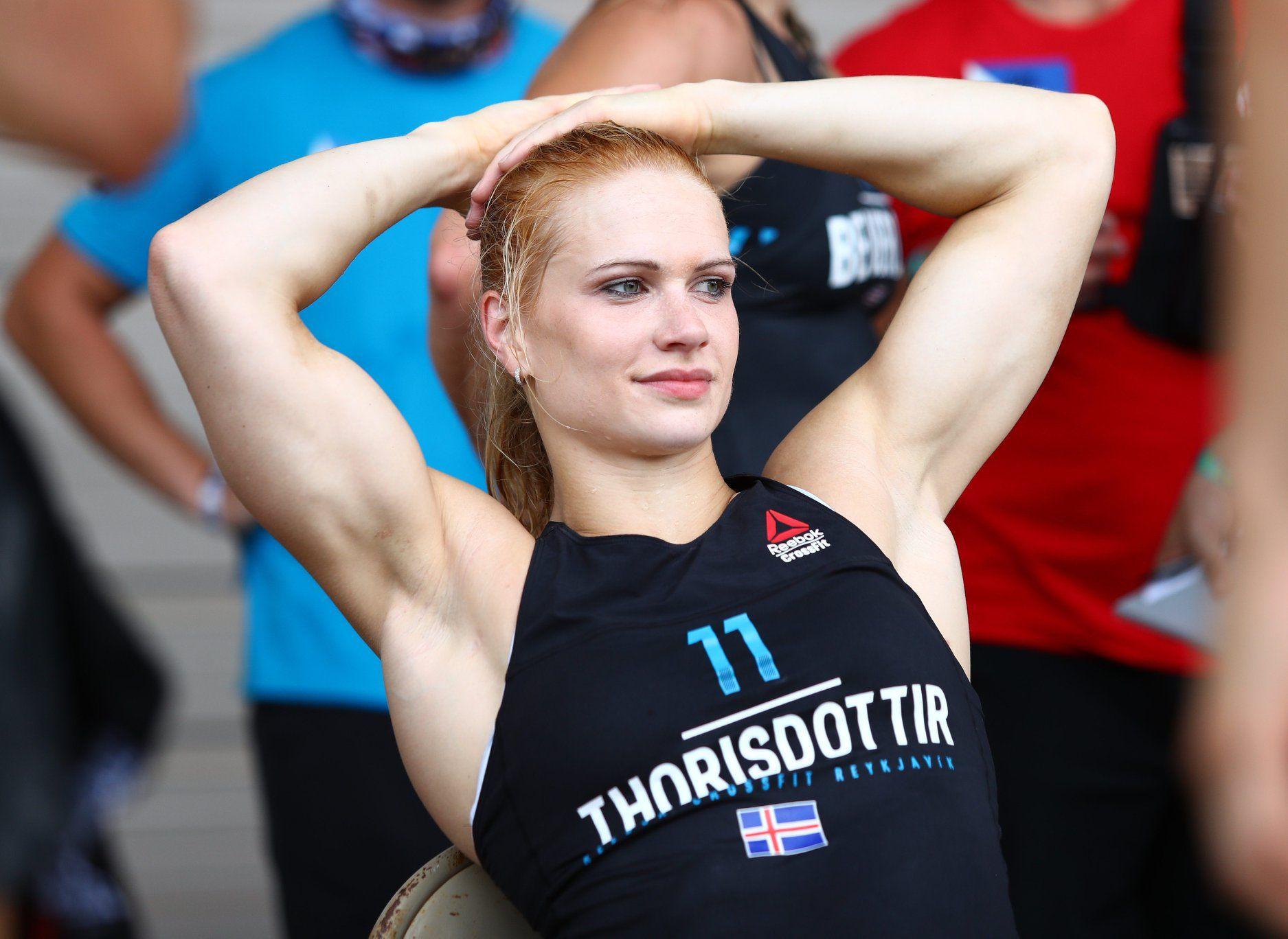 Annie Thorisdottir 2018 CrossFit Games, 5th Place