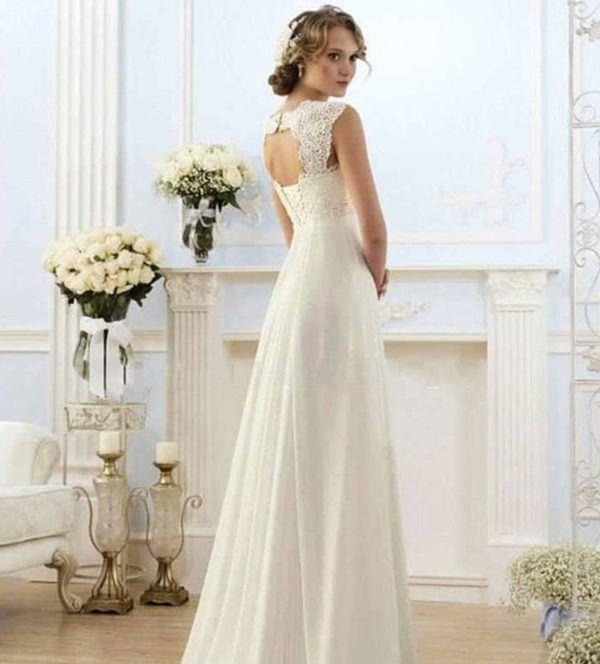 Resultado de imagen para vestidos de novia sencillos | Mamá ...